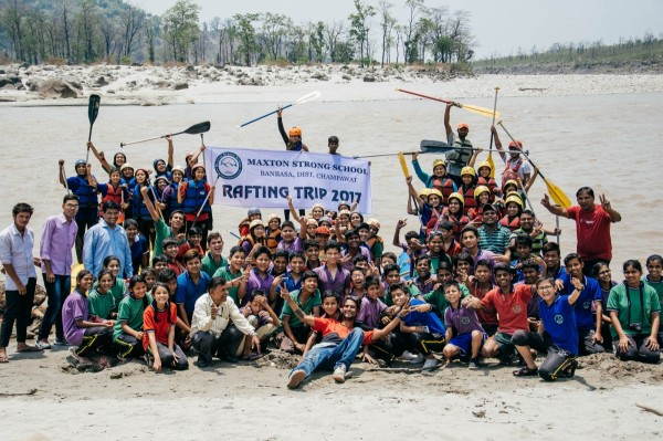 Rafting Trip 2017
